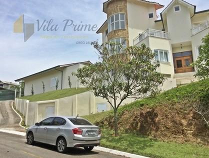 Ver mais detalhes de Casa com 4 Dormitórios  em Serra da Cantareira - Mairiporã/SP