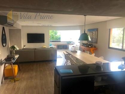 Ver mais detalhes de Apartamento com 4 Dormitórios  em Vila Hamburguesa - São Paulo/SP