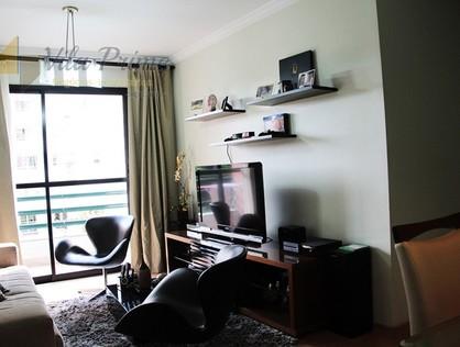 Ver mais detalhes de Apartamento com 3 Dormitórios  em Vila São Francisco - São Paulo/SP