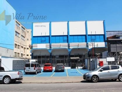 Ver mais detalhes de Comercial com 0 Dormitórios  em Limão - São Paulo/SP