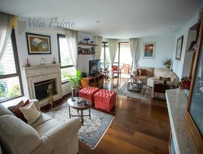 Ver mais detalhes de Apartamento com 4 Dormitórios  em Vila Madalena - São Paulo/SP