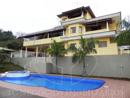 Ver mais detalhes de Casa com 5 Dormitórios  em Chácara Santa Lúcia - Carapicuíba/SP