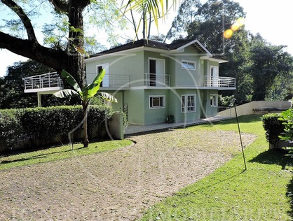 Ver mais detalhes de Casa com 4 Dormitórios  em Chácara Santa Lúcia - Carapicuíba/SP