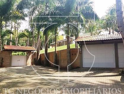 Ver mais detalhes de Casa com 3 Dormitórios  em Chácara Granja Velha - Cotia/SP
