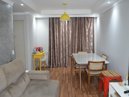 Ver mais detalhes de Apartamento com 2 Dormitórios  em Jardim Mariliza - São Paulo/SP