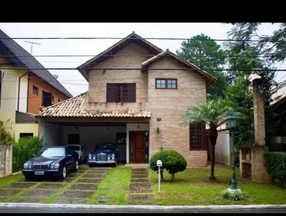 Ver mais detalhes de Casa com 3 Dormitórios  em Aldeia da Serra - Barueri/SP