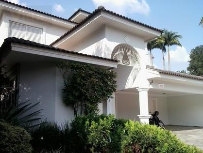 Ver mais detalhes de Casa com 5 Dormitórios  em Alphaville - Barueri/SP
