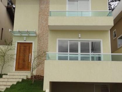 Ver mais detalhes de Casa com 4 Dormitórios  em Aldeia da Serra - Santana de Parnaíba/SP