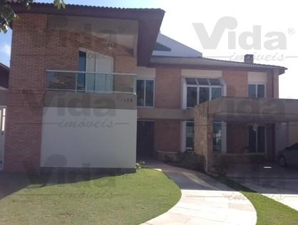 Ver mais detalhes de Casa com 4 Dormitórios  em Aldeia da Serra - Barueri/SP