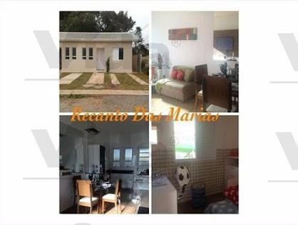 Ver mais detalhes de Casa com 2 Dormitórios  em Agua Espraiada - Cotia/SP