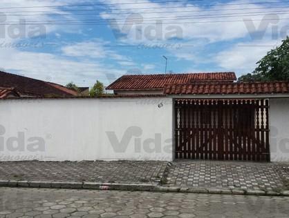 Ver mais detalhes de Casa com 3 Dormitórios  em Balneário Nossa Senhora de Fátima - Mongaguá/SP